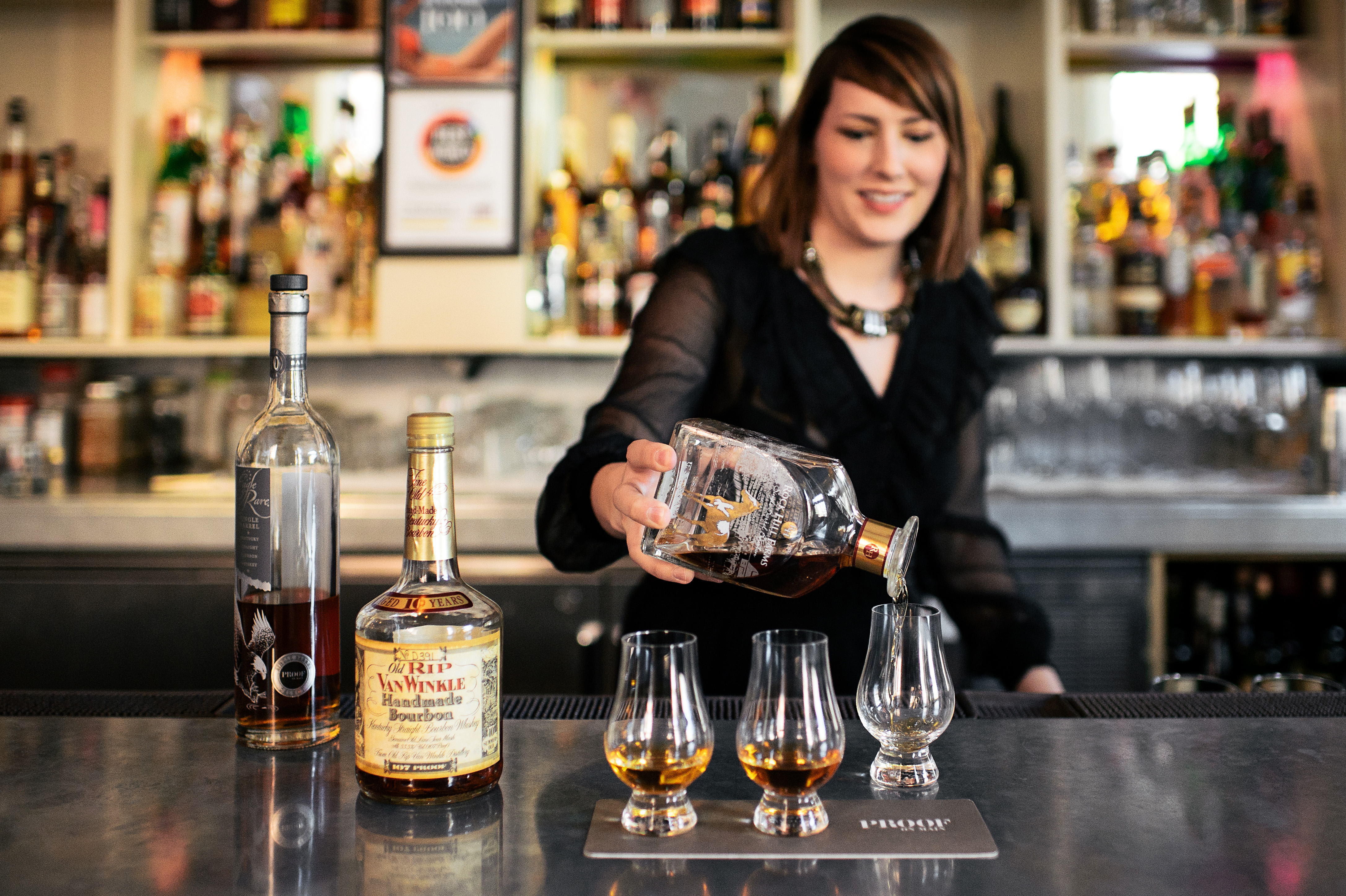 Barrel House American Bar Bringing the Whiskey Spirit to