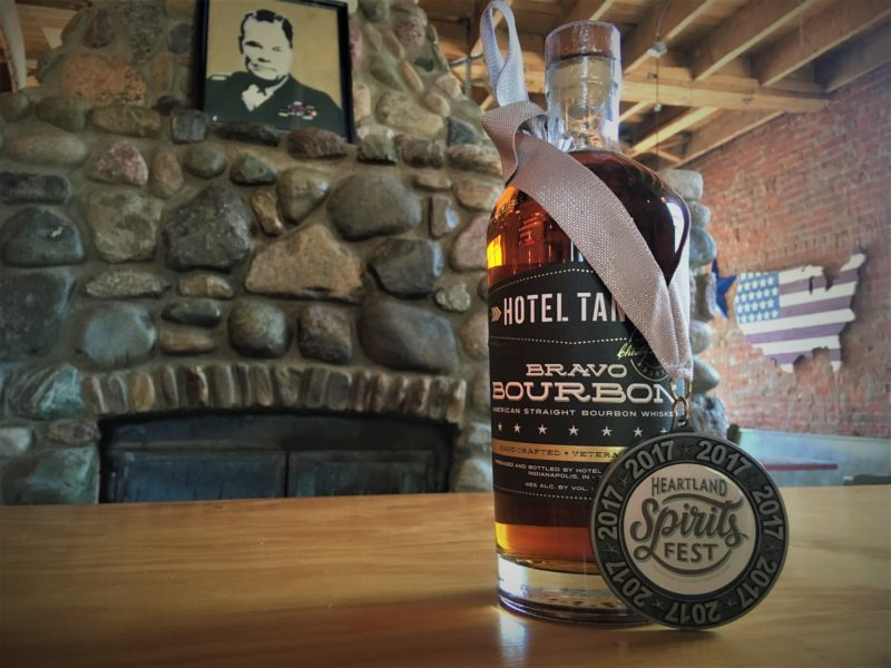 Best Local Whiskey Brands in Indianapolis and Bravo Bourbon by Hotel Tango Artisan Distillery