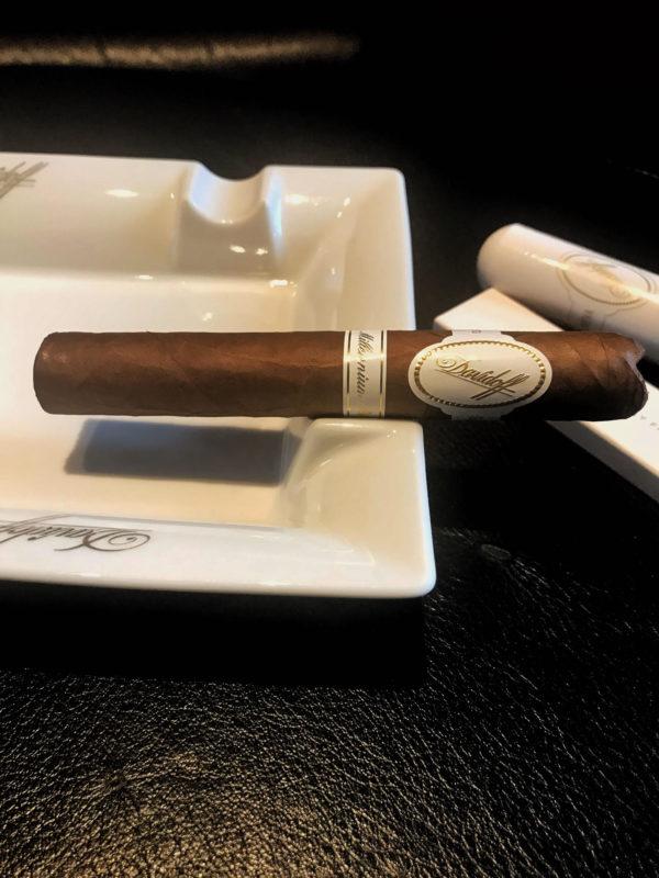 Cigar Review – Davidoff Millennium Blend Toro | Taste The Dram