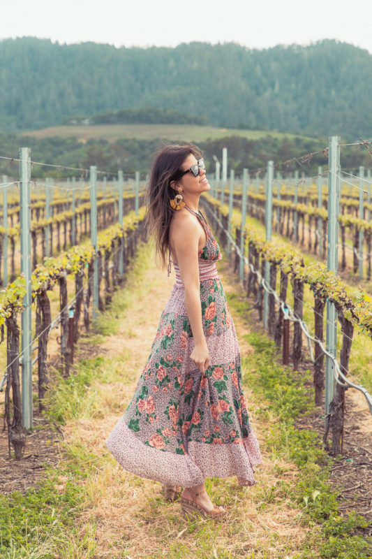Q&A WITH WINE LOVER ISABEL AND THE CURATOR OF NAPA VALLEY TIP 8