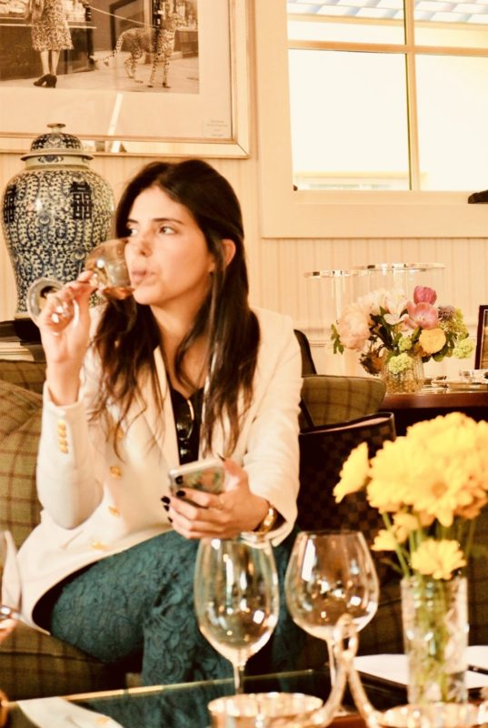 Q&A WITH WINE LOVER ISABEL AND THE CURATOR OF NAPA VALLEY TIP 2