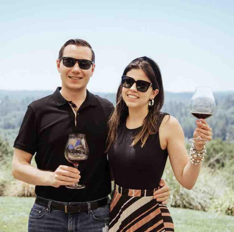 Q&A WITH WINE LOVER ISABEL AND THE CURATOR OF NAPA VALLEY TIP 7