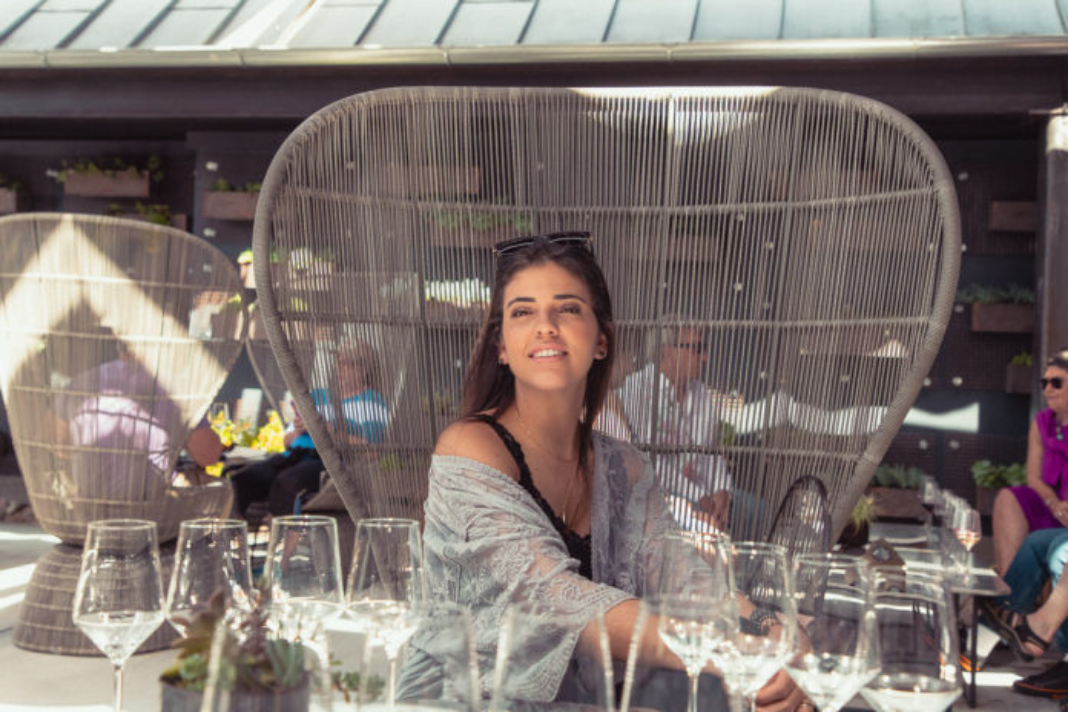 Q&A WITH WINE LOVER ISABEL AND THE CURATOR OF NAPA VALLEY TIP 1
